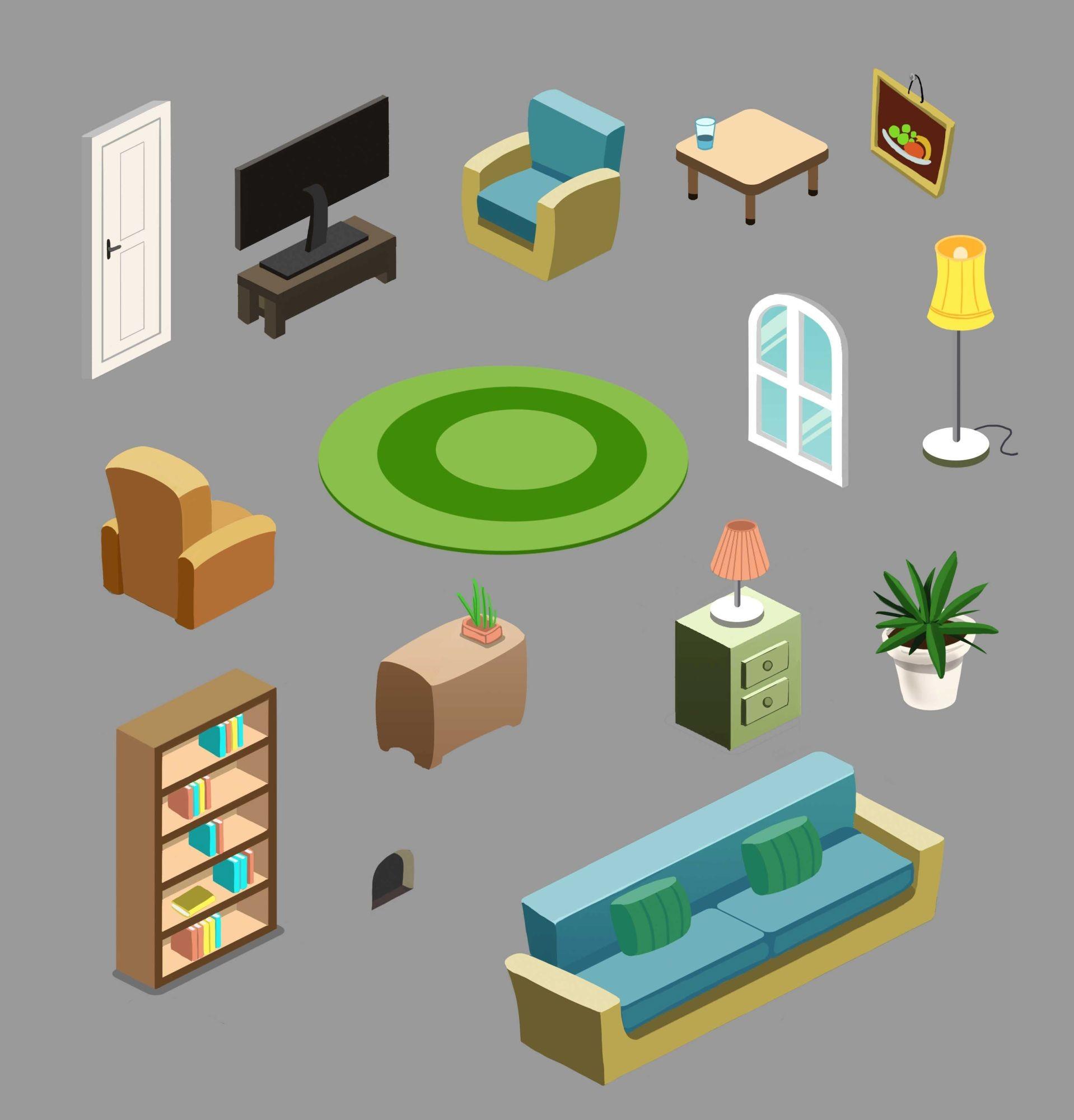 Kamila Redkiewicz Livingroom Furniture