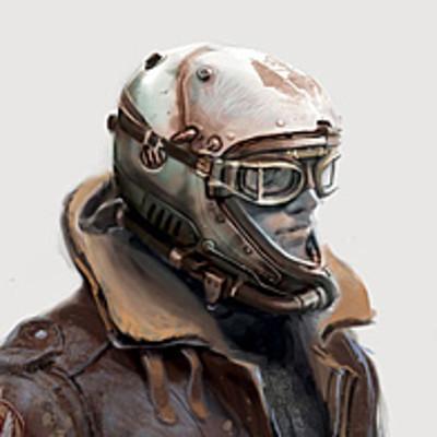Ray lederer fo4 misc armor concept art