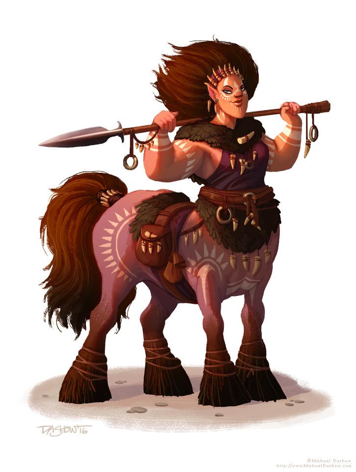 Michael dashow centaur 06 xantaea 725x960