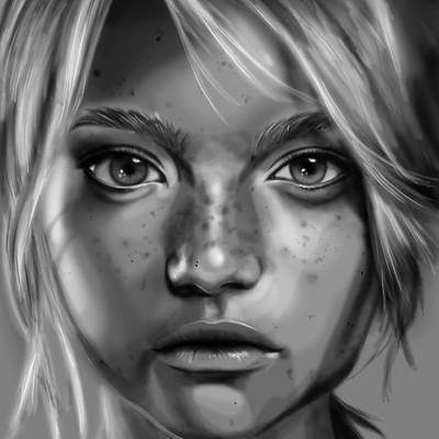 Paige walshe portrait attempt 3 1