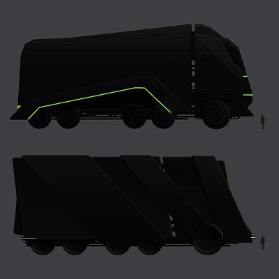 Aleksandra mokrzycka truck 3