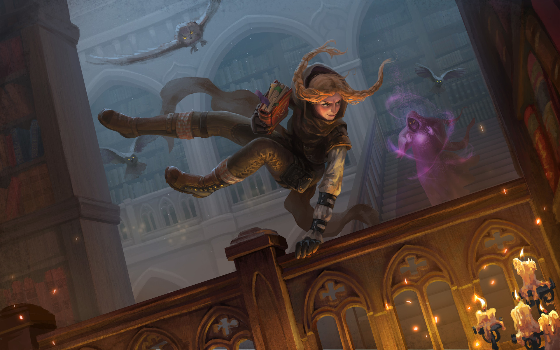 Image result for thief  fantasy art