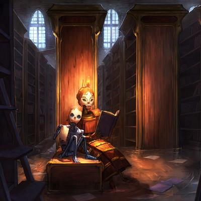 Kerim akyuz librarystory