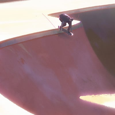 Victor mosquera skater
