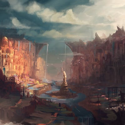 Ismail inceoglu the heart of the desert