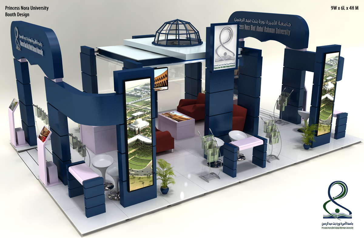 Exhibition Stand Sketchup : Create d exhibition stand booth kiosk design by meneliotorres