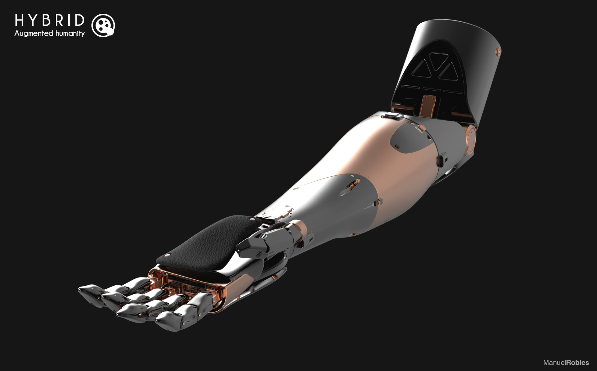 Manuel robles robot arm keyshot 11