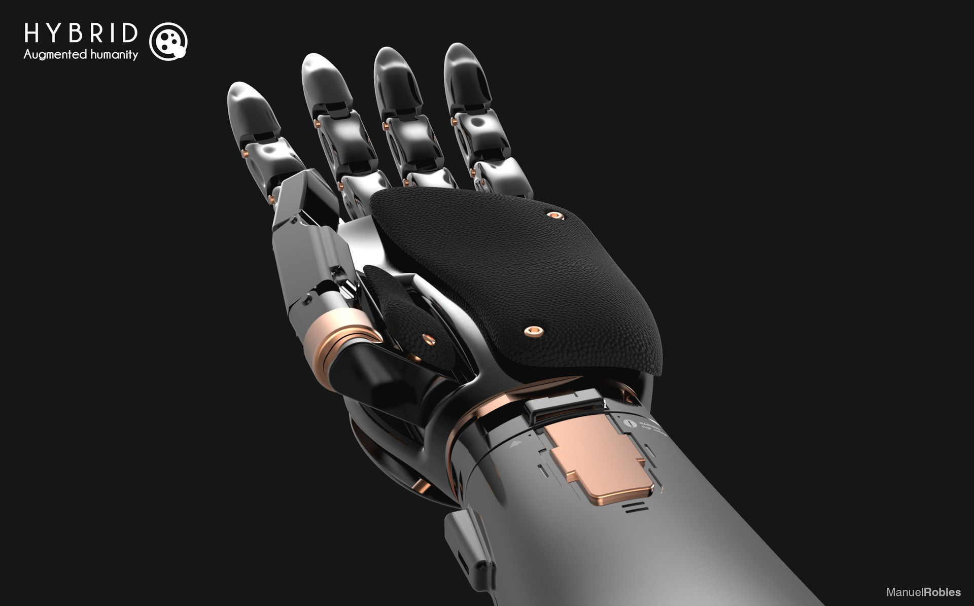 Manuel robles robot arm keyshot 07