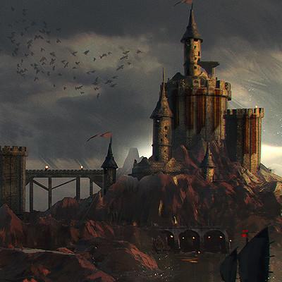 Sarayu ruangvesh island castle