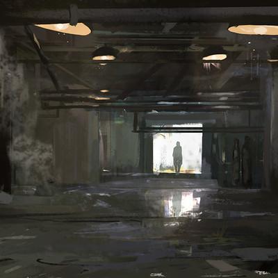 Mateusz michalski in the basement