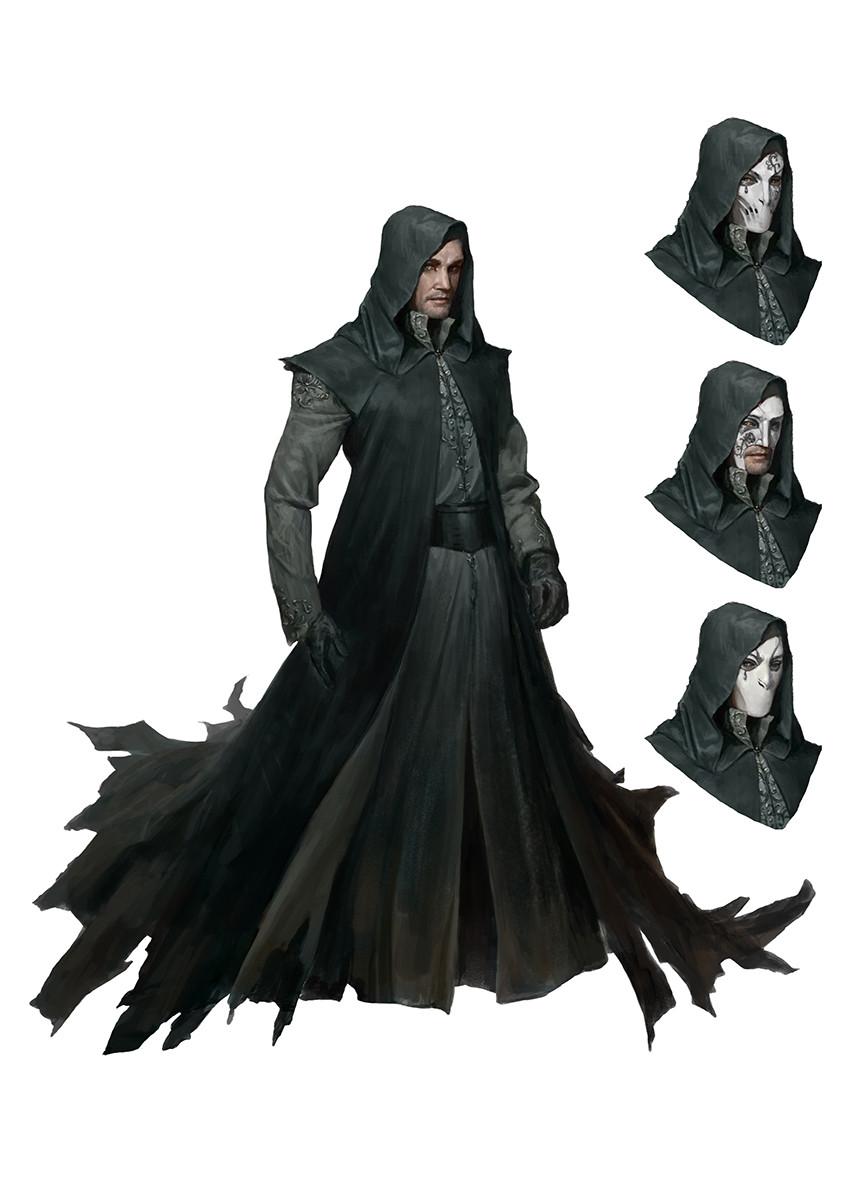 Darren tan concept phantom da