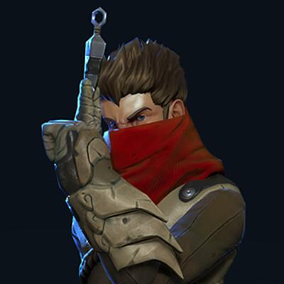 Satoshi arakawa male ninja light turnaround