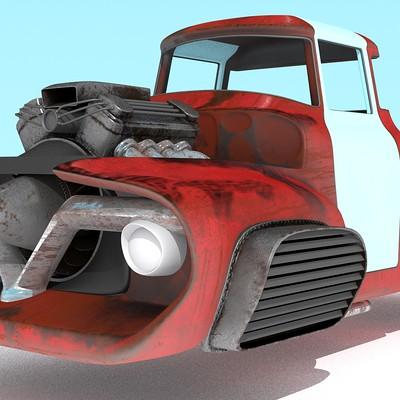 Nathaniel tintinger truck10