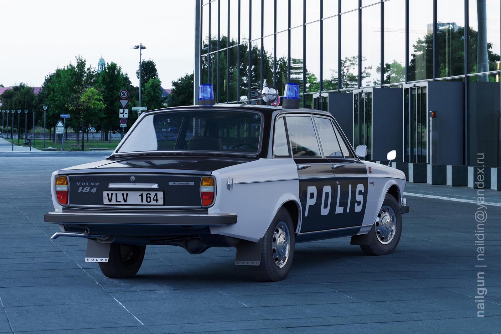 Police Sweden