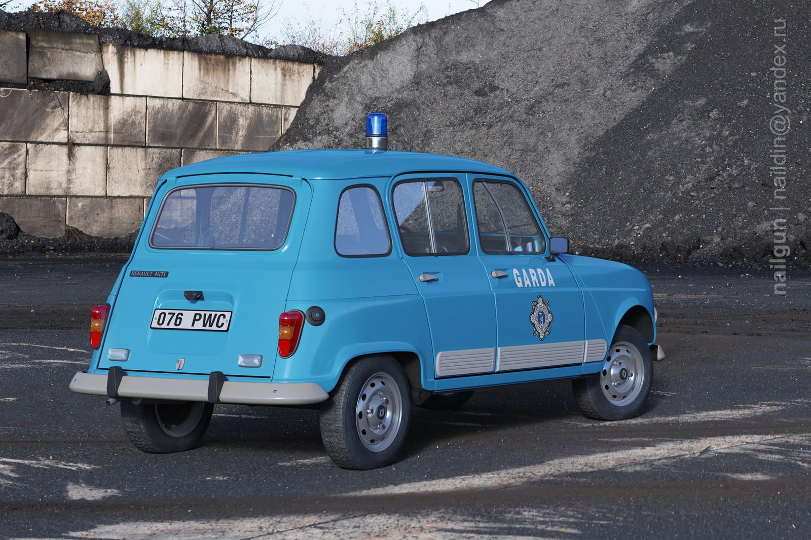 Police Ireland