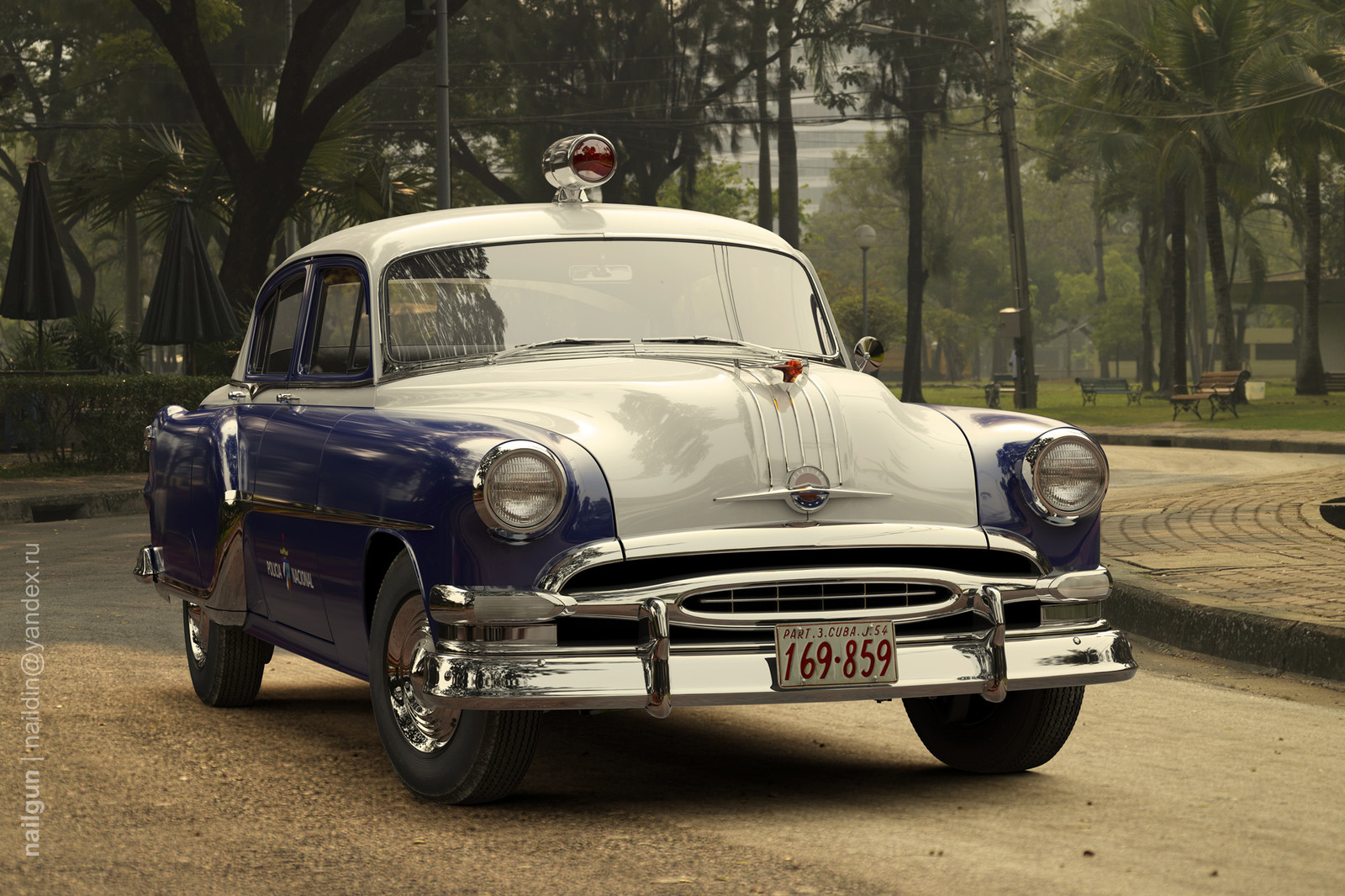 Police Cuba
