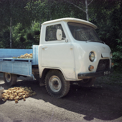 Nail khusnutdinov f000 uaz 3303 potate