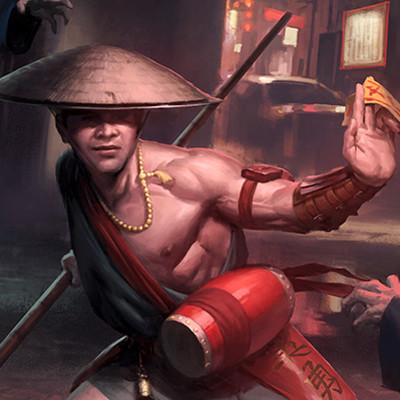 Darren tan vh chinesevampirehunter da