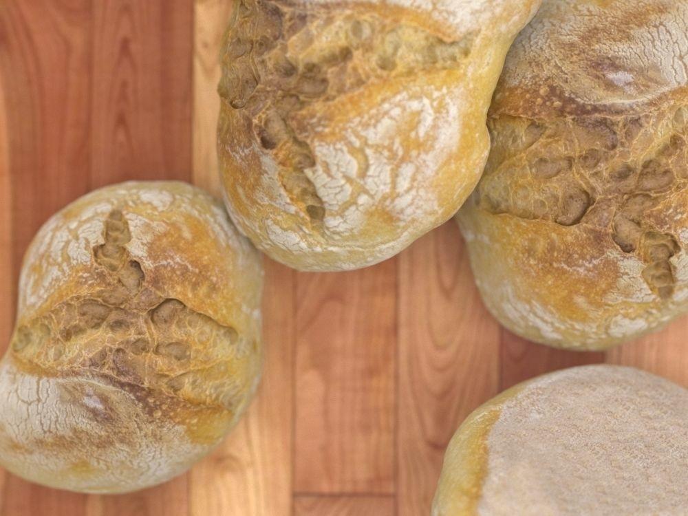 Carlos faustino bread bun 3d model max obj fbx mtl 5cfdfaae 0dc5 4819 a314 20f6a50e0a7c