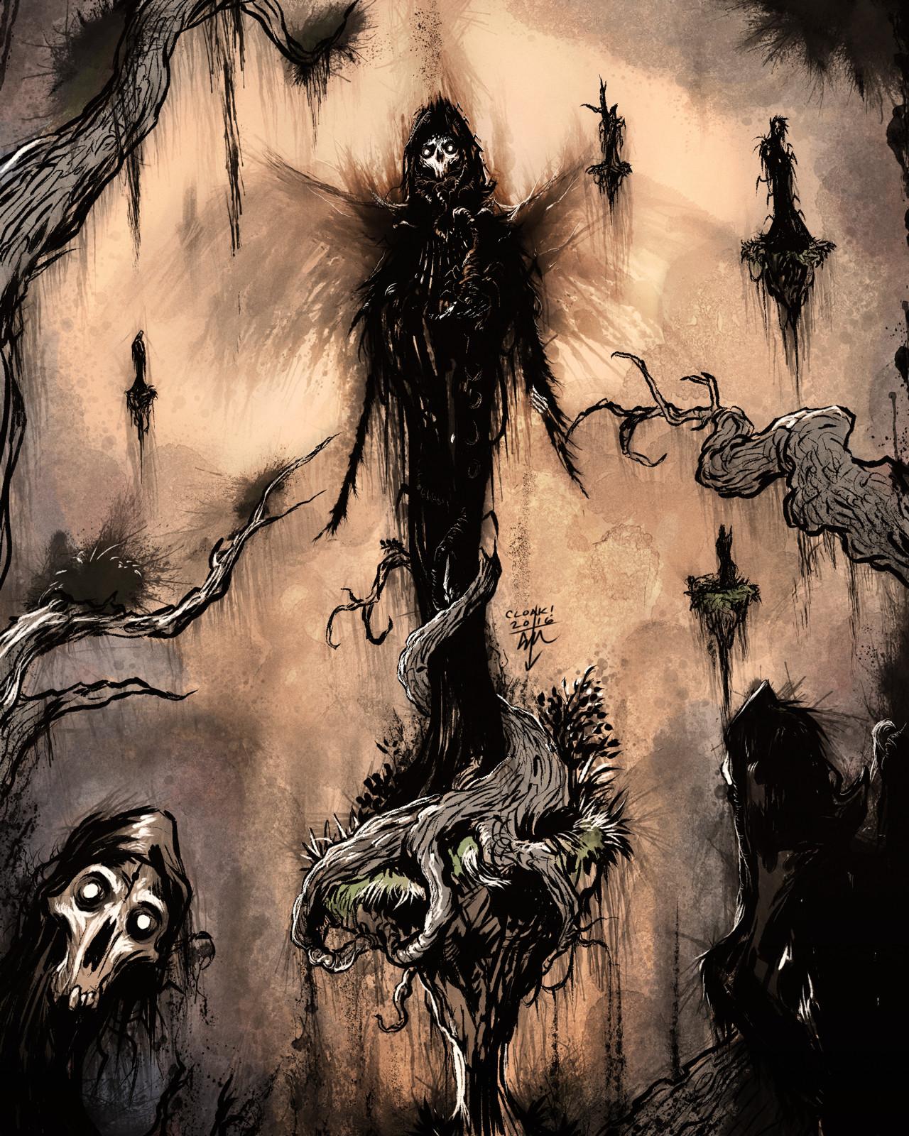 Sal vador thedarkcloak tdc wraithtownskulls