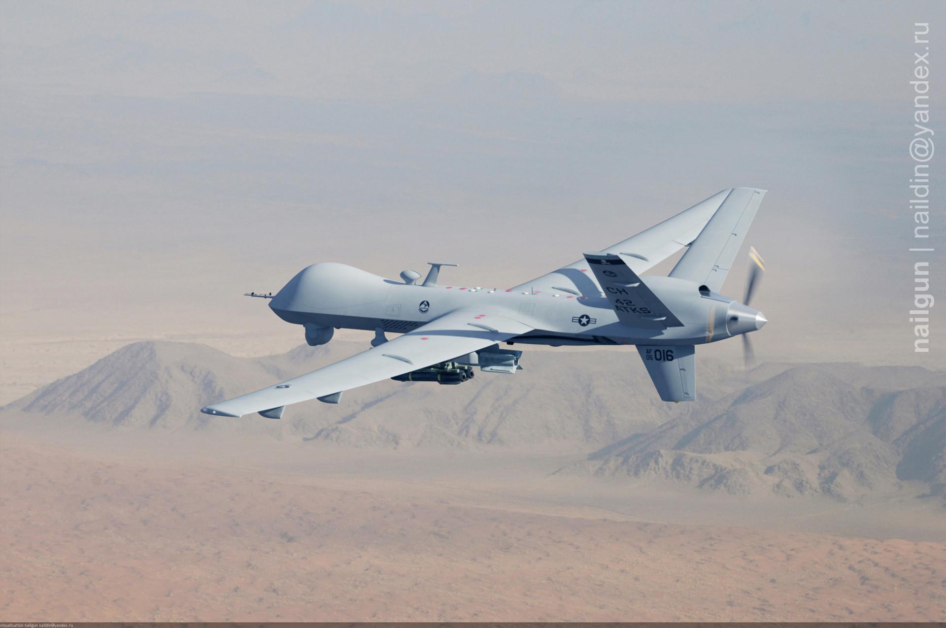 Nail khusnutdinov r205 mq 9 reaper flight0001
