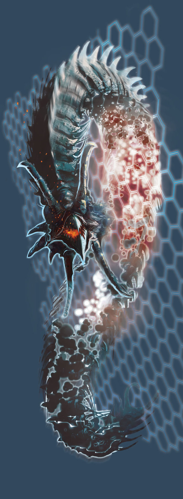 X Threats / Eclipse Phase Client: Posthuman Studios