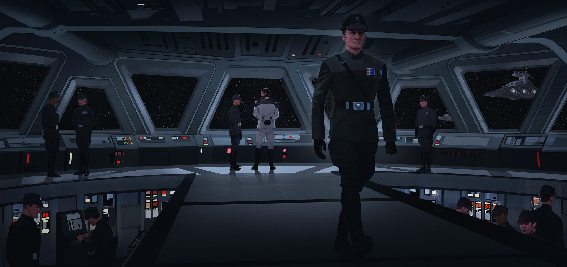 Brian Matyas - Imperial Officer