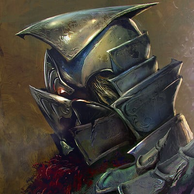 Ahmed rawi armor