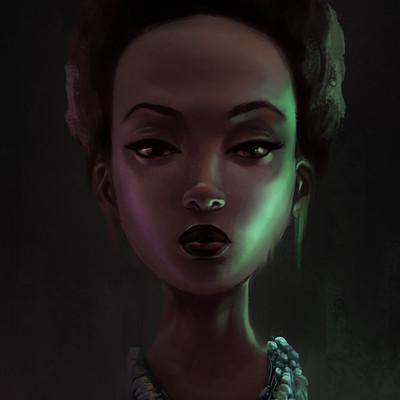 Godwin akpan african