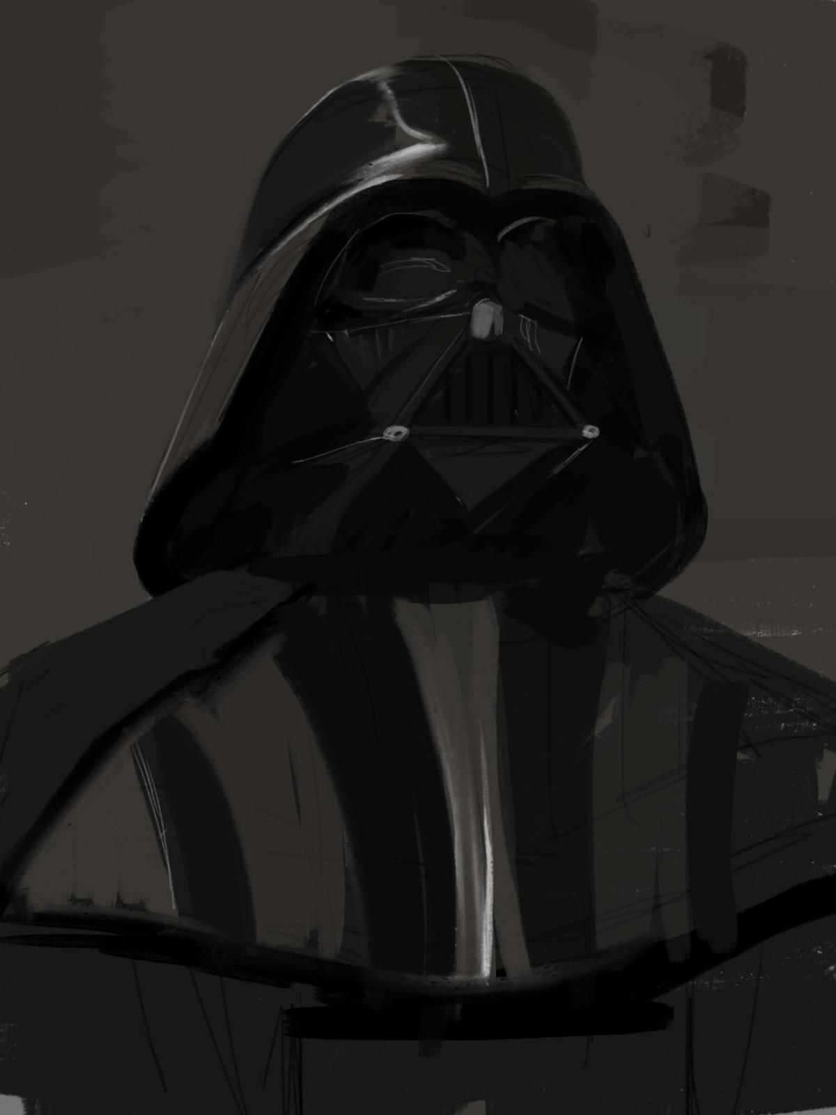 Darth Vader, Skywalker Ranch, California (2014)