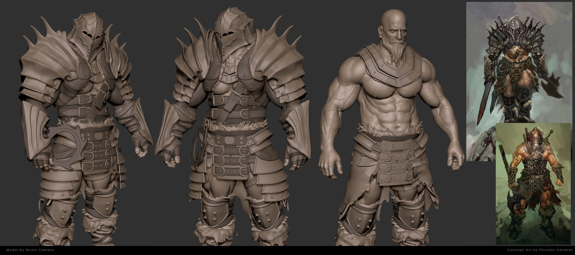 barbarian diablo 3 armor - photo #41