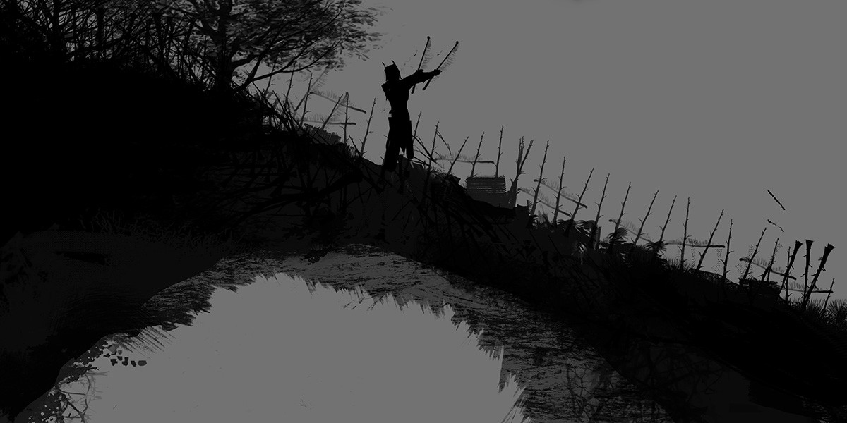 03-Added a figure. I think working in silhouettes is something I will keep doing.