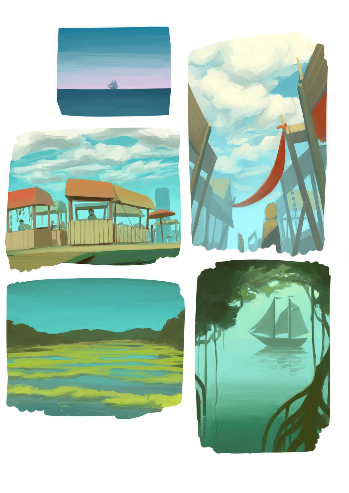 Environment concepts 1