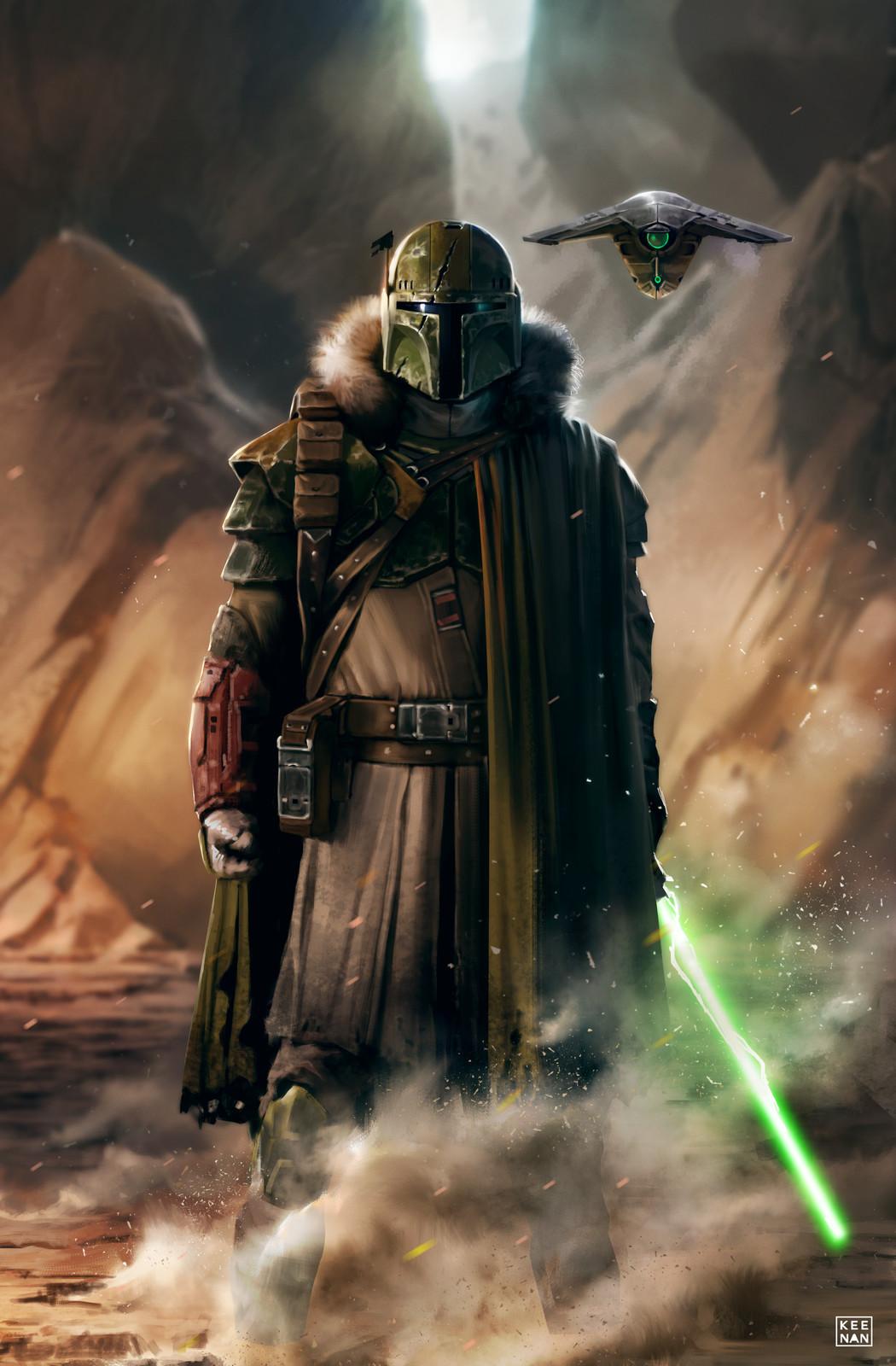 Jedi Fett & The Smoke Pits