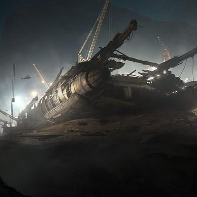 Waqas malik old ship
