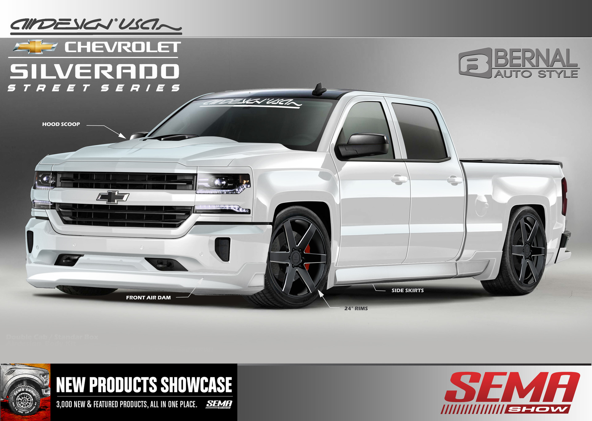 chevy silverado street truck - photo #23