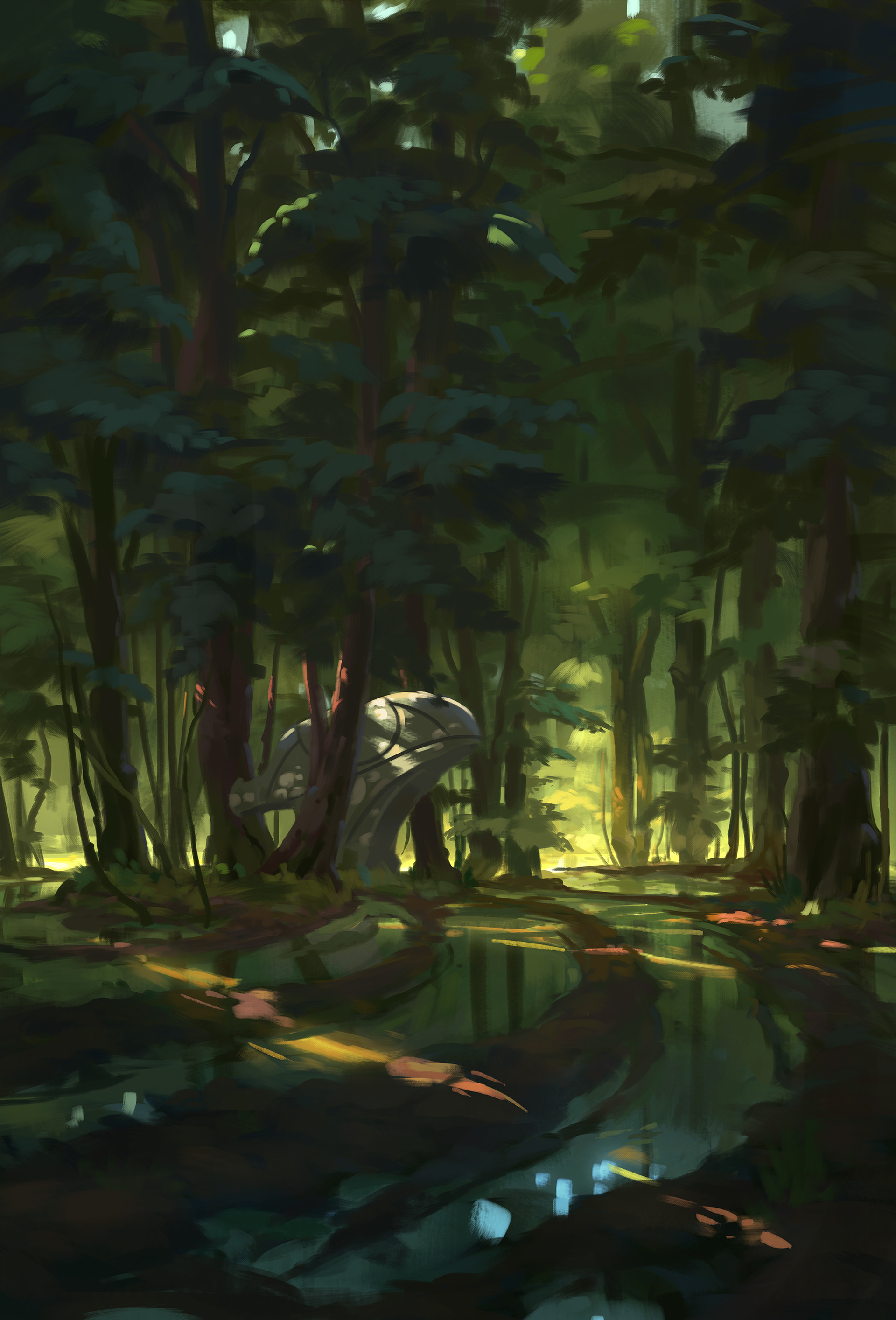 Florian moncomble foresty02
