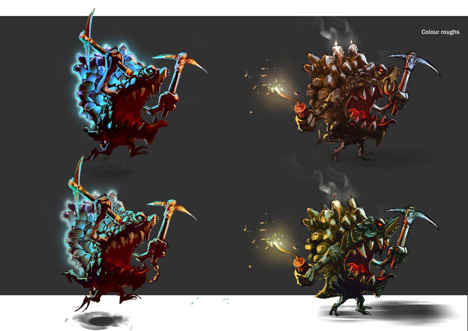 Goblinoid concept