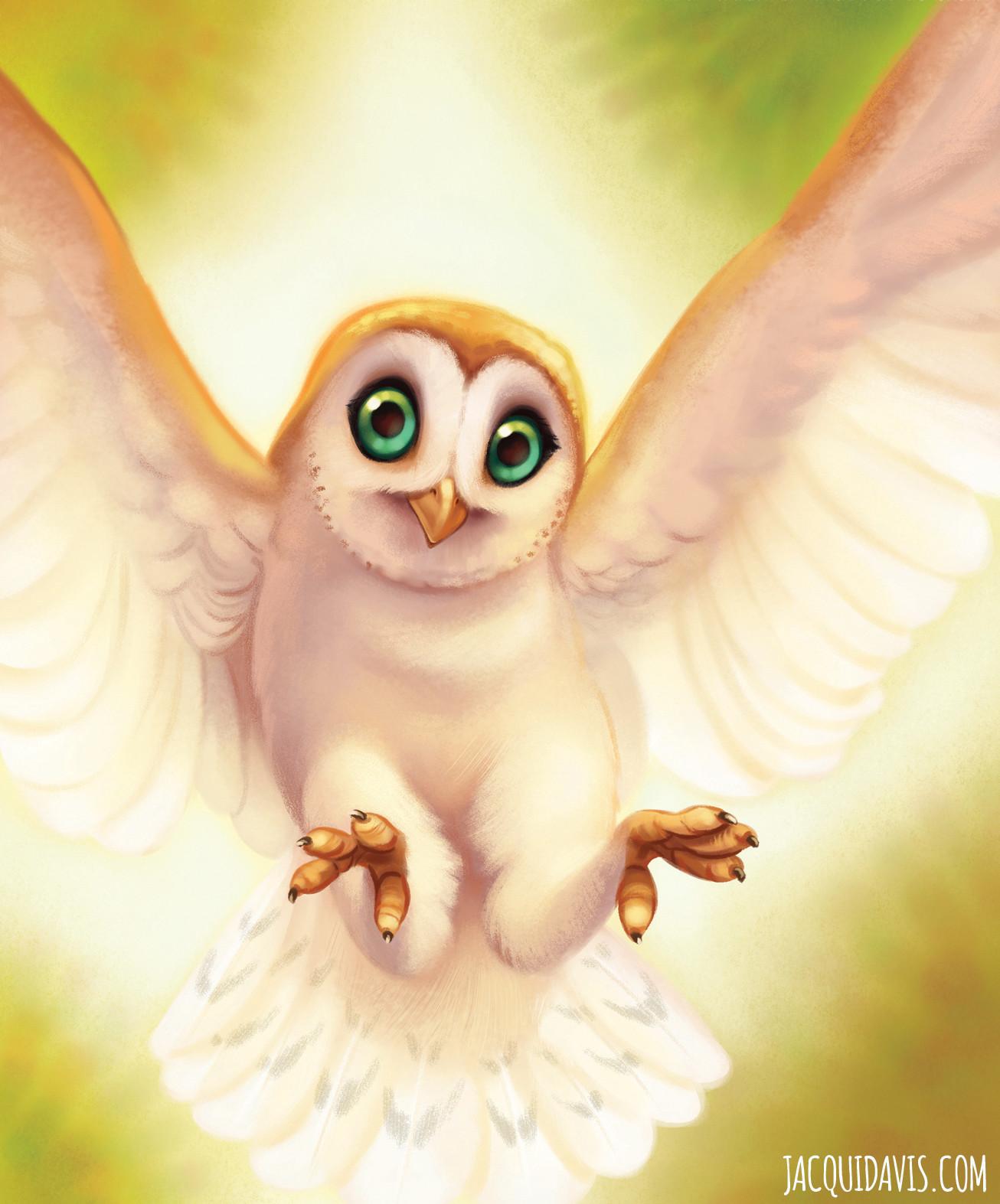 Jacqui davis jacquidavis owl copy