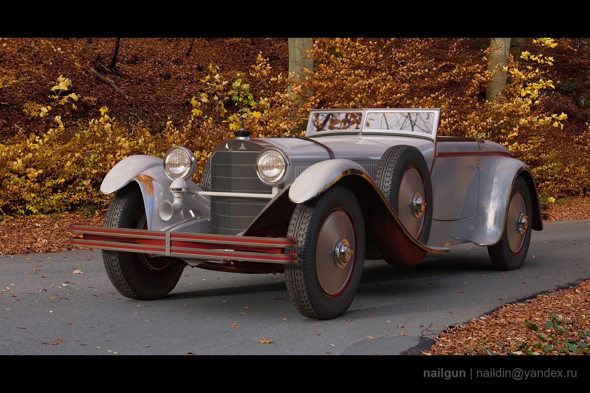 Nail khusnutdinov sk 201 mercedes benz 680s autumn