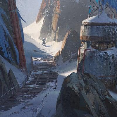 Sung choi felwinter s peak cliffside sung choi 1920