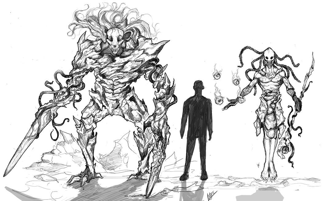 Fantasy Race Concepts