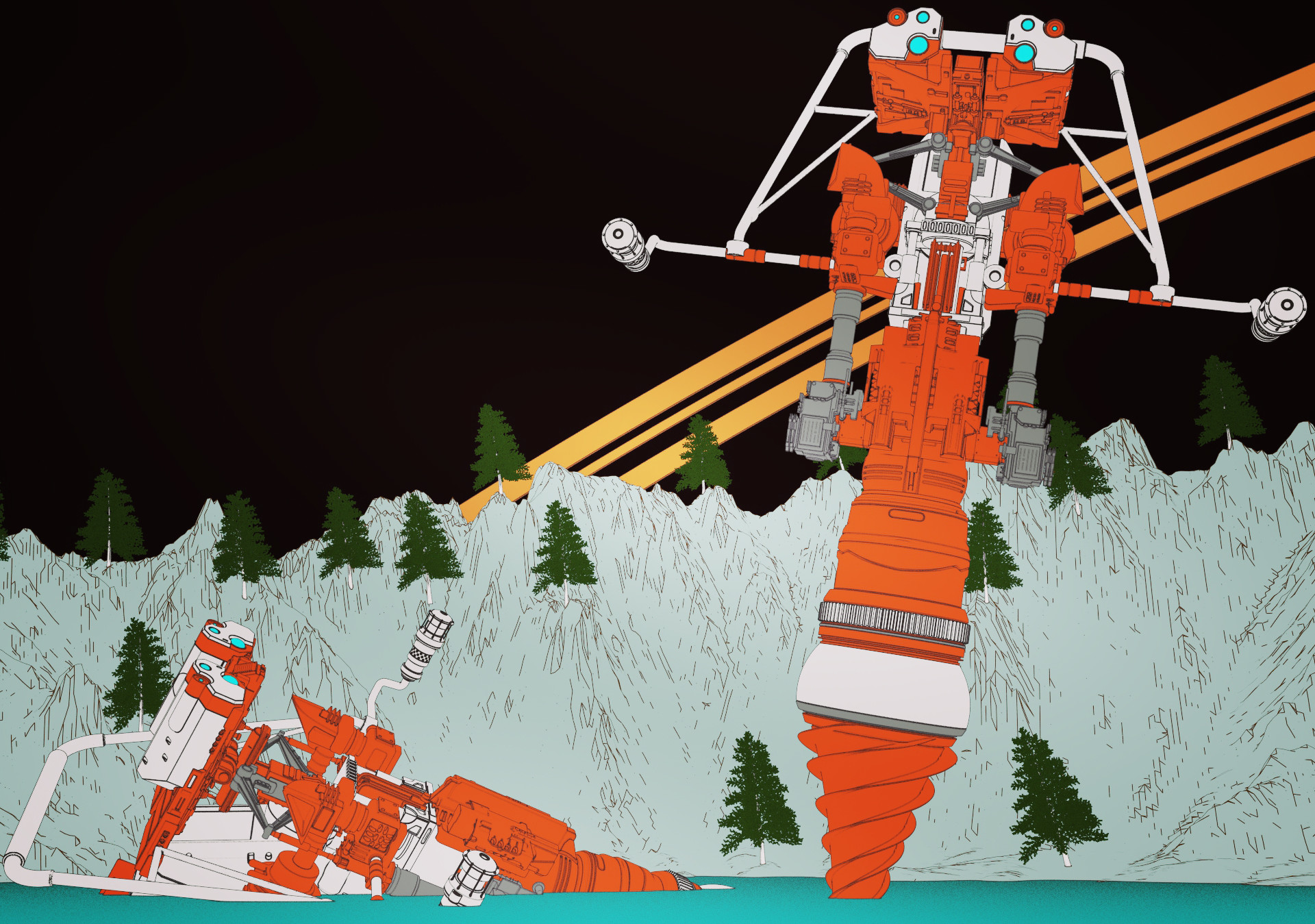 Ben nicholas drillcity 01