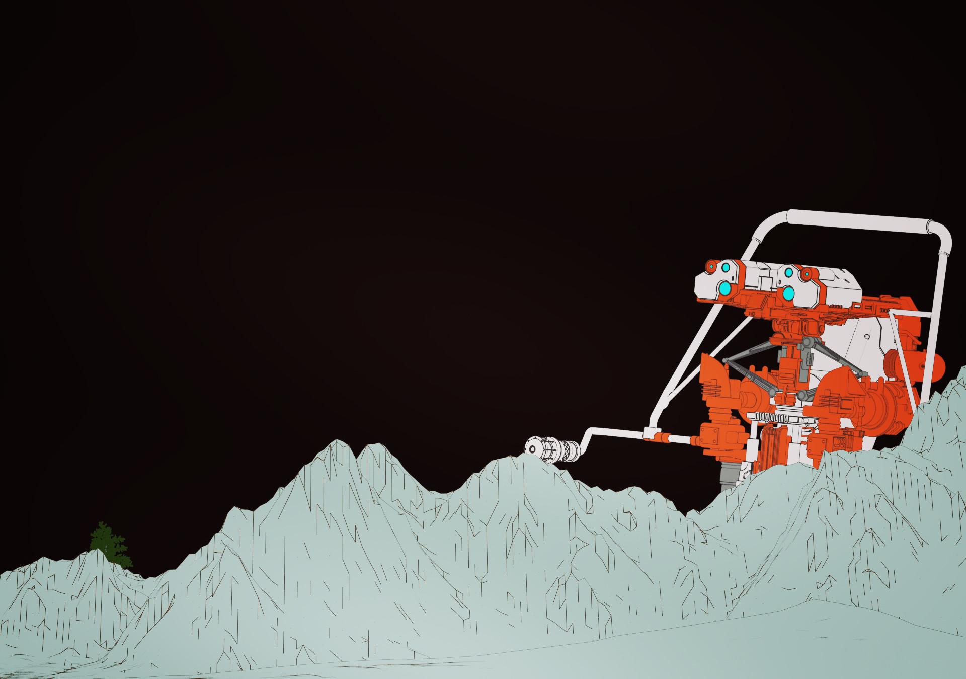 Ben nicholas drillcity 03