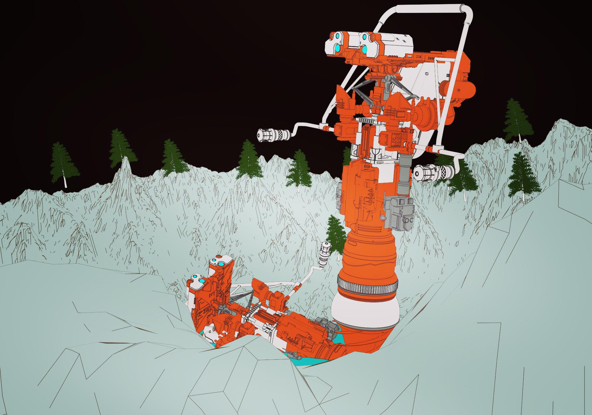 Ben nicholas drillcity 05