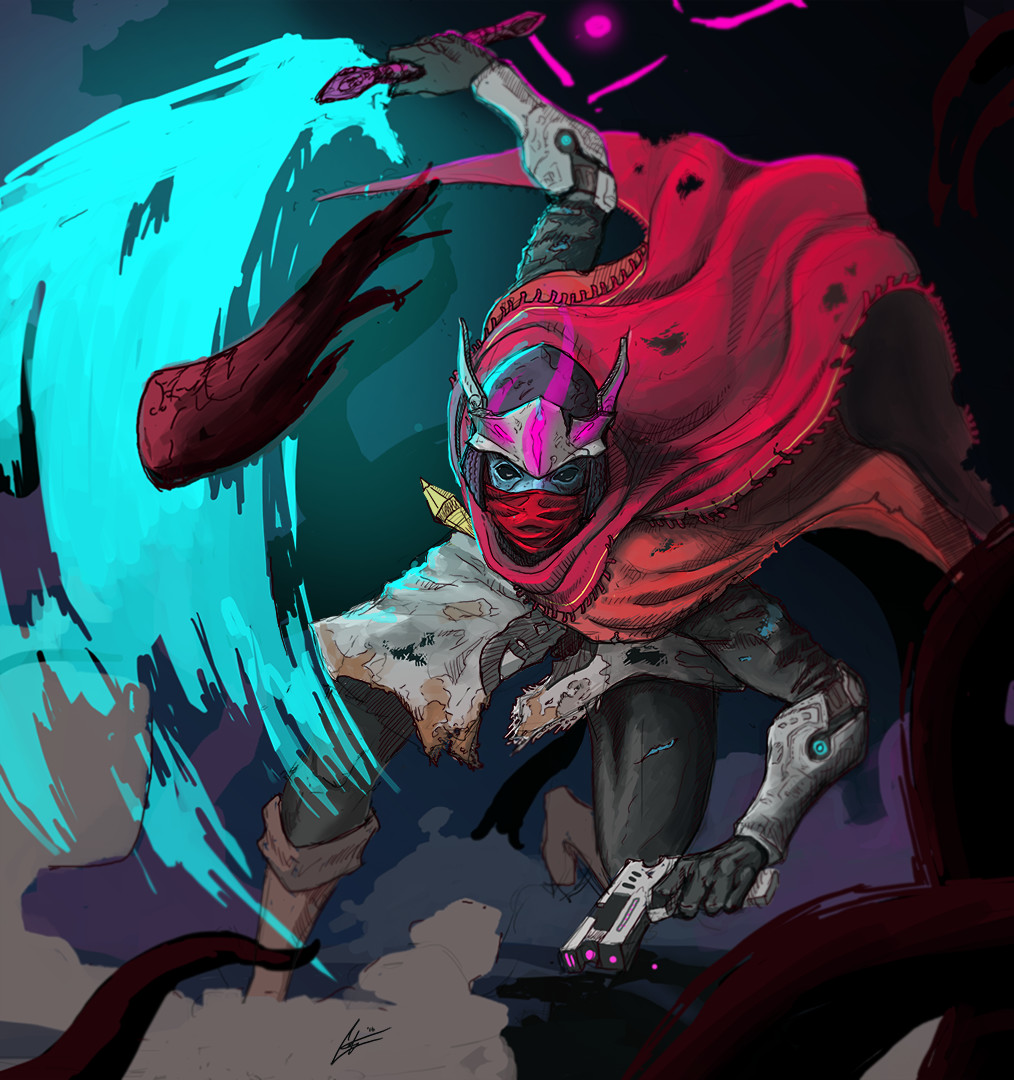 Hyper Light Drifter: Fan Art