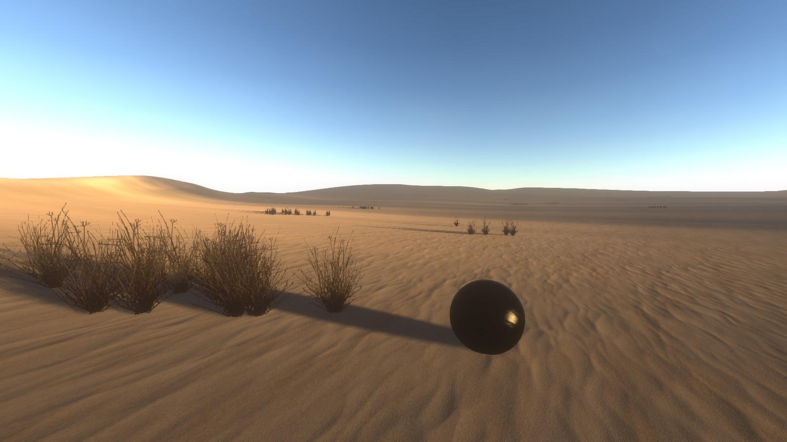 Desert old