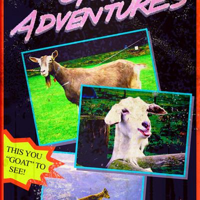Eshaan gupta goat adventures 2