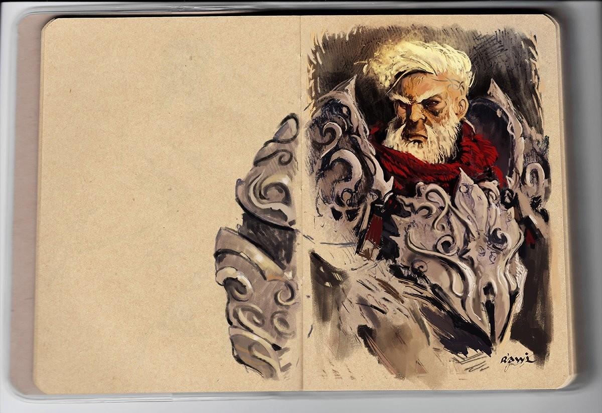 Ahmed rawi ahmed rawi sketch5