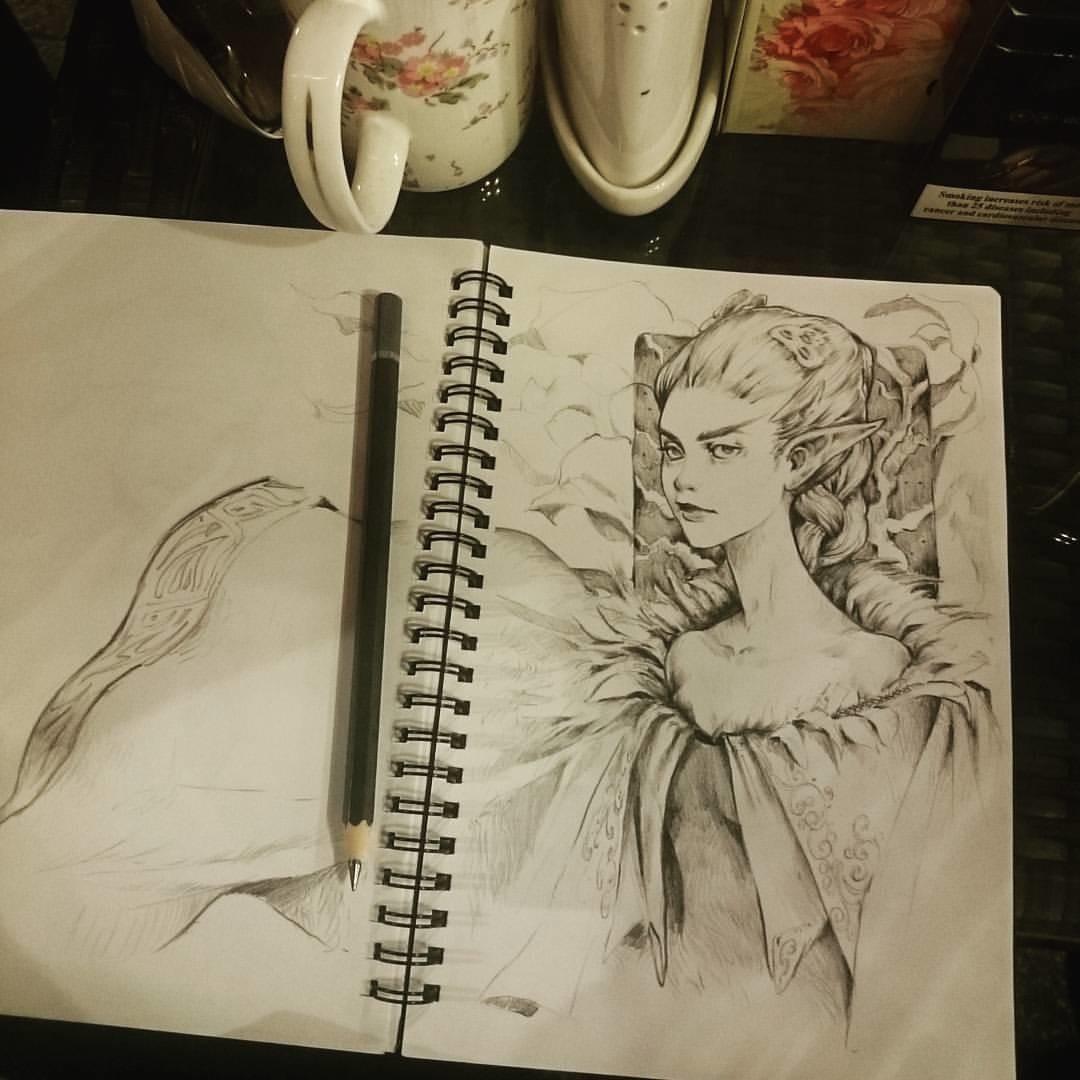 Ahmed rawi ahmed rawi sketch6
